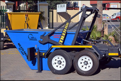 Multi-Tow MT2000 – loaded off position