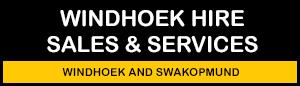 Windhoek Hires Sales & Service